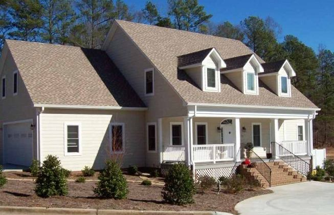 Home builder residential construction elberton ga for Custom home builders georgia